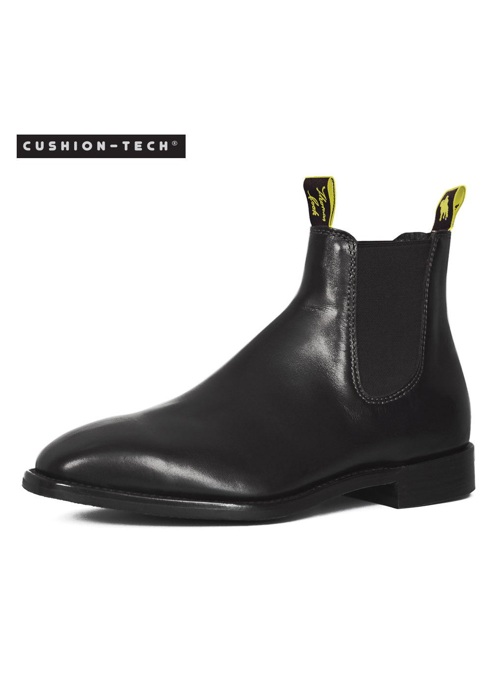Thomas Cook | Mens | Boots | Trentham | Black