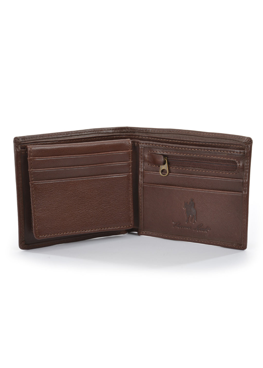 Thomas Cook | Lifestyle | Wallet | Leather Edged | Light Brown