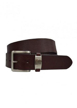 Thomas Cook | Kids | Belt | Horseman Badge | Brown