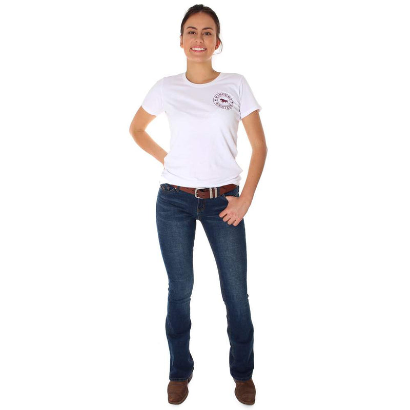 Ringers Western | Womens | Jeans | Waist Low | Bootcut | 32