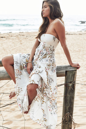 Jaase | Womens | Dress | Maxi | Salsa | Delilah - BK8 Outfitters Australia