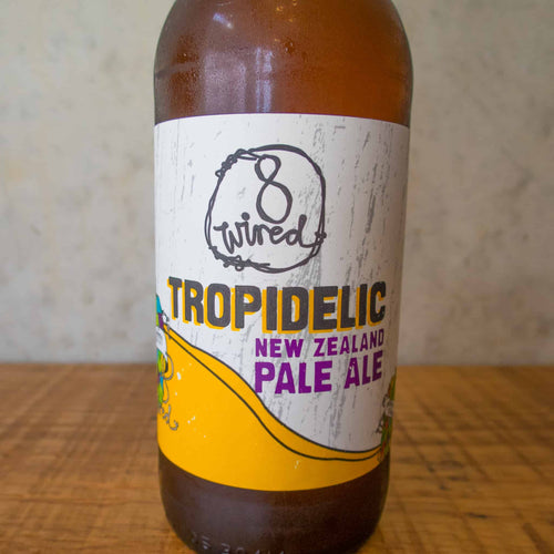 8 Wired Tropidelic Pale 5% - Bottle Stop