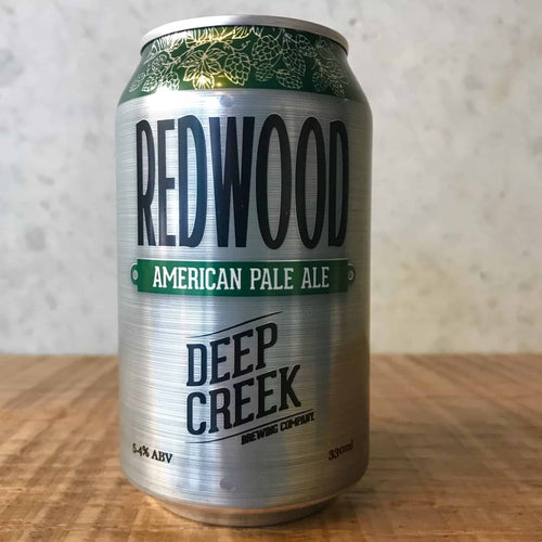 Deep Creek Redwood Pale Ale 5.4% 330ml Can - Bottle Stop