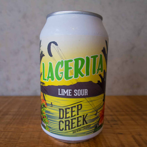 Deep Creek Lagerita Sour 3.8% - Bottle Stop