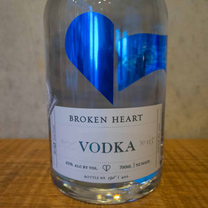 Broken Heart Vodka - Bottle Stop