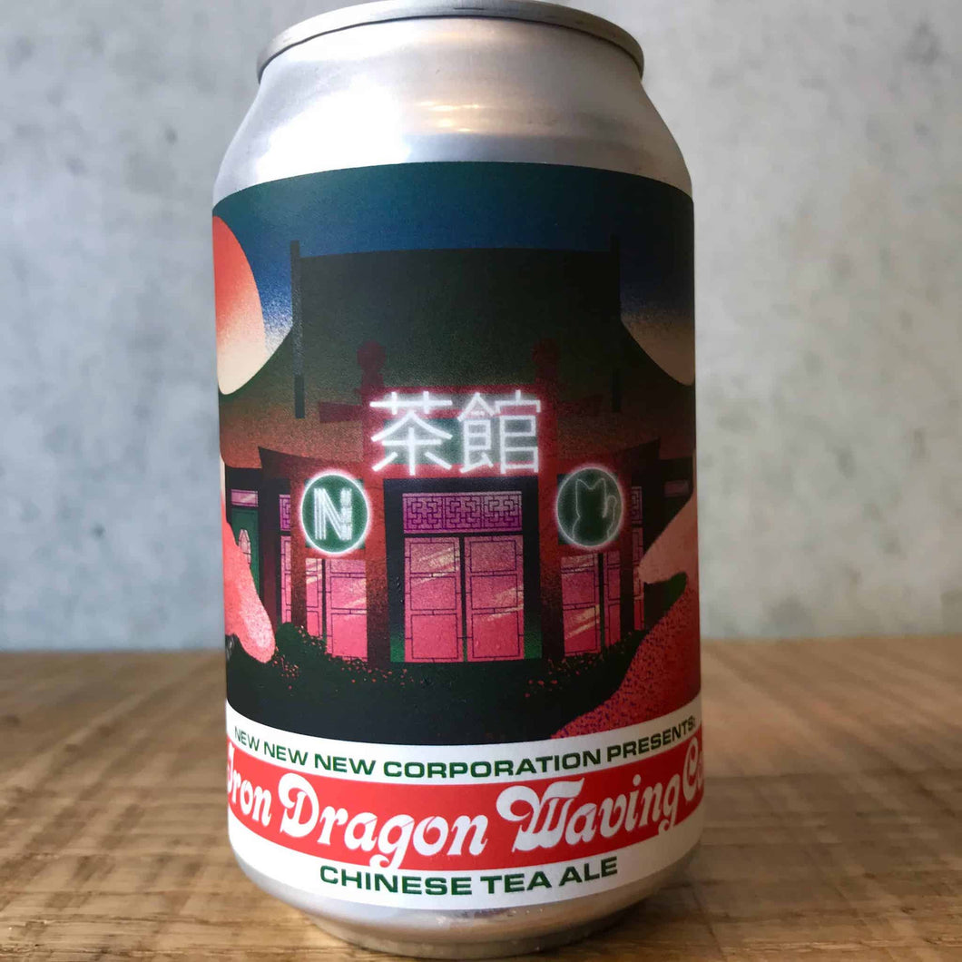 New New New Iron Dragon Waving Cat Pale Ale 5.8%