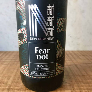New New New Fear Not Stout 6% - Bottle Stop