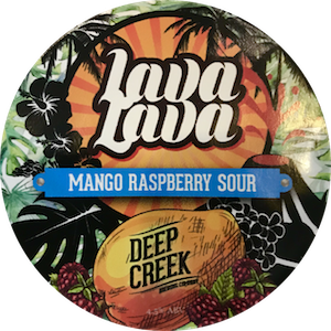 Deep Creek Lava Lava Sour 4.5% Growler 1L - Bottle Stop
