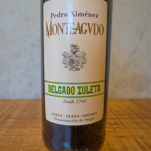 Delgado Zuleta Pedro Ximenez 375ml - Bottle Stop