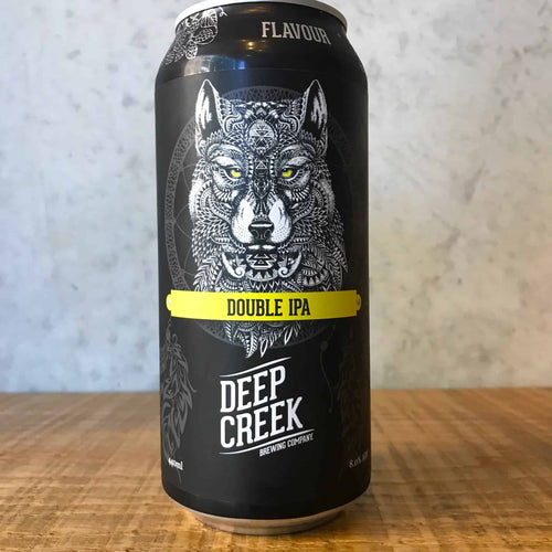 Deep Creek Courage Double IPA 8% - Bottle Stop