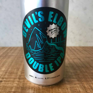 North End Devils Elbow DIPA 8% - Bottle Stop