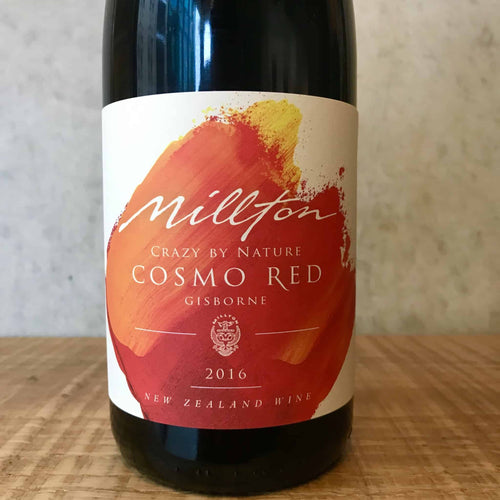 Milton Crazy By Nature Cosmo Red 2016 - Bottle Stop