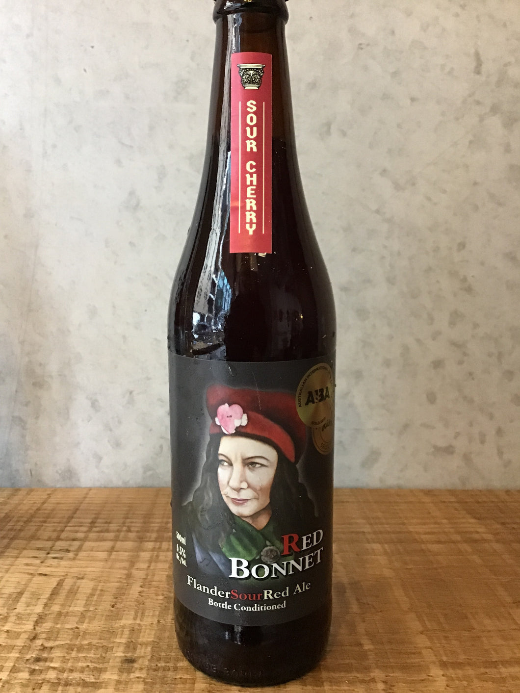 Craftwork Red Bonnet Sour Cherry 6.5% - Bottle Stop