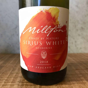 Milton 'Crazy by Nature' Sirius White 2018 - Bottle Stop
