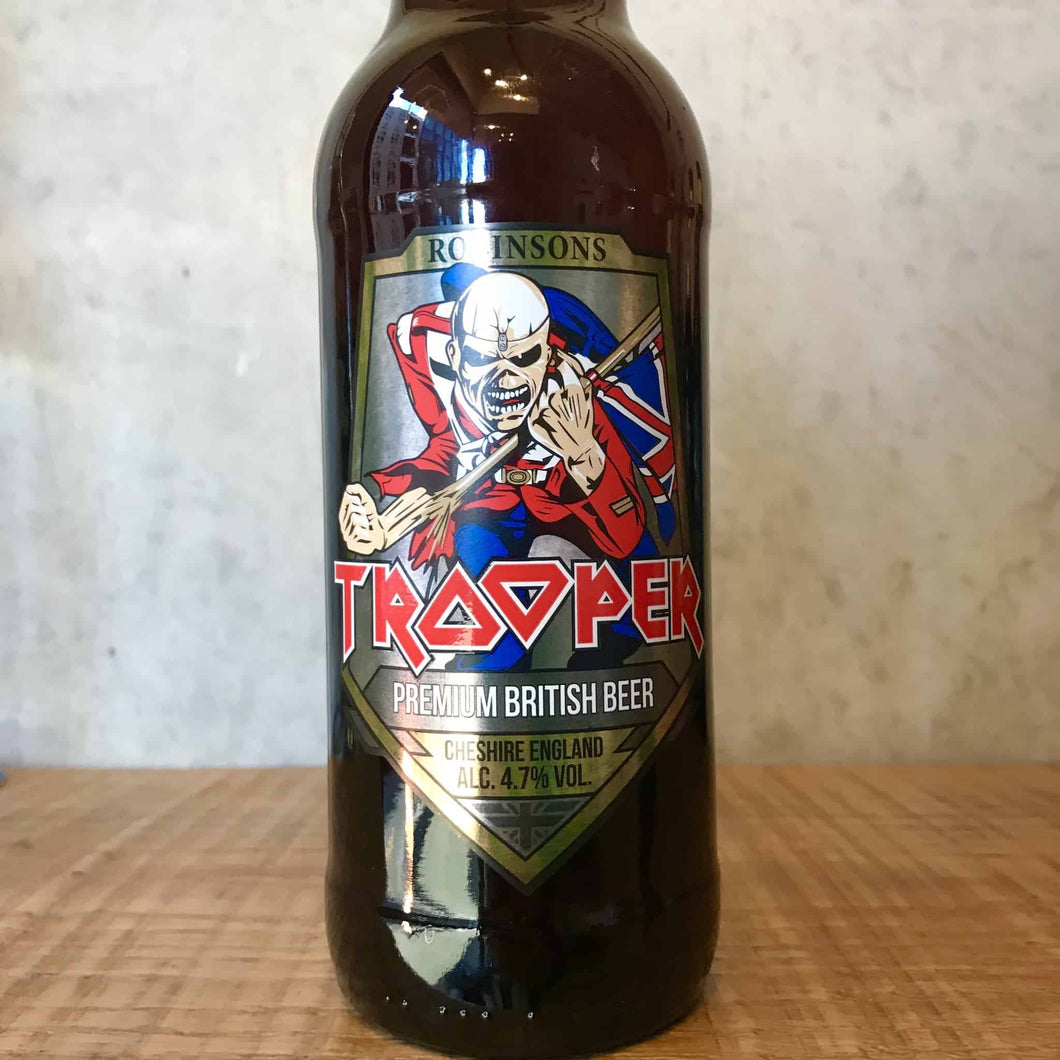 Robinsons Iron Maiden Trooper 4.7% 500ml
