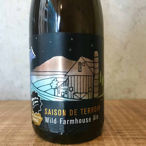 North End Saison de Terroir Wild Farmhouse Ale750ml 6.4% - Bottle Stop