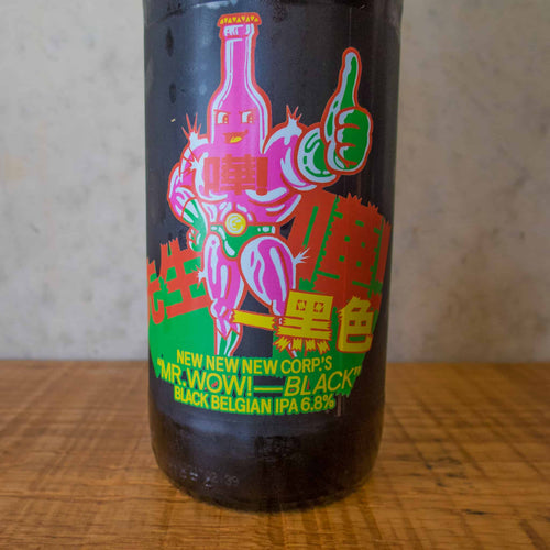 New New New Mr Wow! 6.8% - Bottle Stop