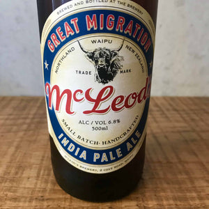 Mcleod's Great Migration IPA 6.8% - Bottle Stop