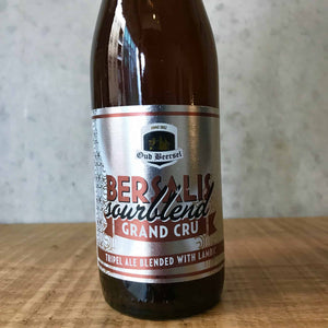 Bersalis Sour Blend Grand Cru 8% 330ml - Bottle Stop