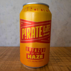 Pirate Life Unfazed By The Haze 6.2% 330mL can - Bottle Stop