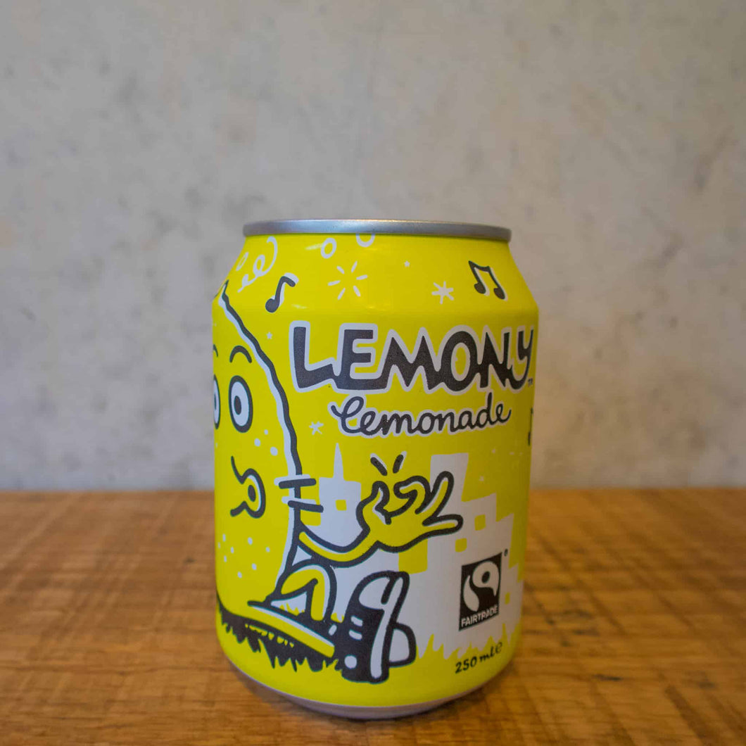 Lemony Lemonade 250mL can - Bottle Stop