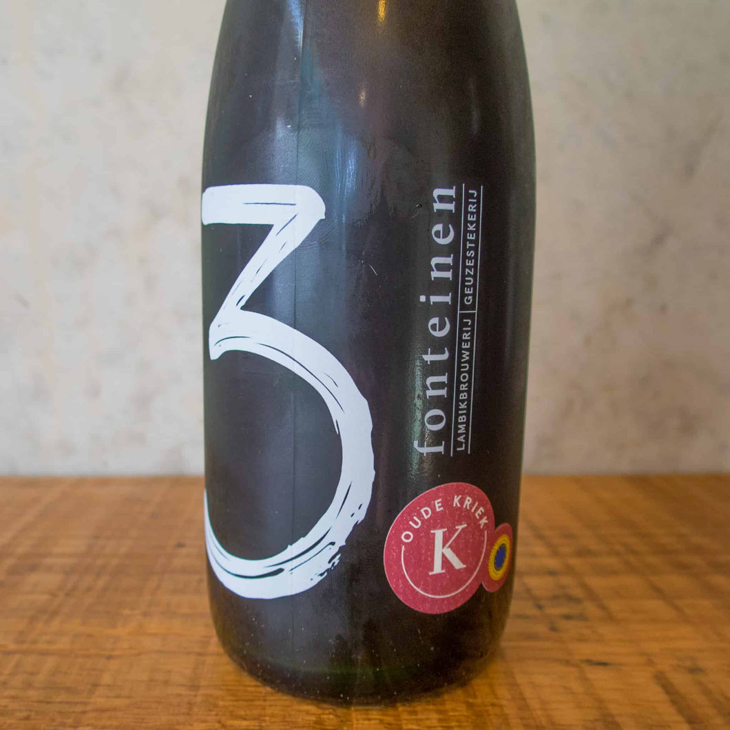 3 Fonteinen Oude Kriek 5.7% - Bottle Stop