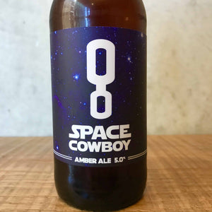 Ground Up Space Cowboy Amber 5% - Bottle Stop