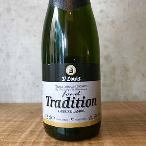 St Louis Gueuze Fond Tradition 5% 375ml