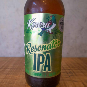 Kereru Resonator IPA 6.5% - Bottle Stop