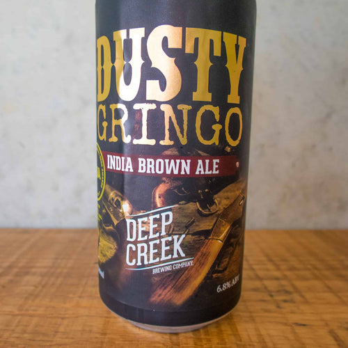Deep Creek Dusty Gringo 6.8% - DATED BBD 4/4/19 - Bottle Stop