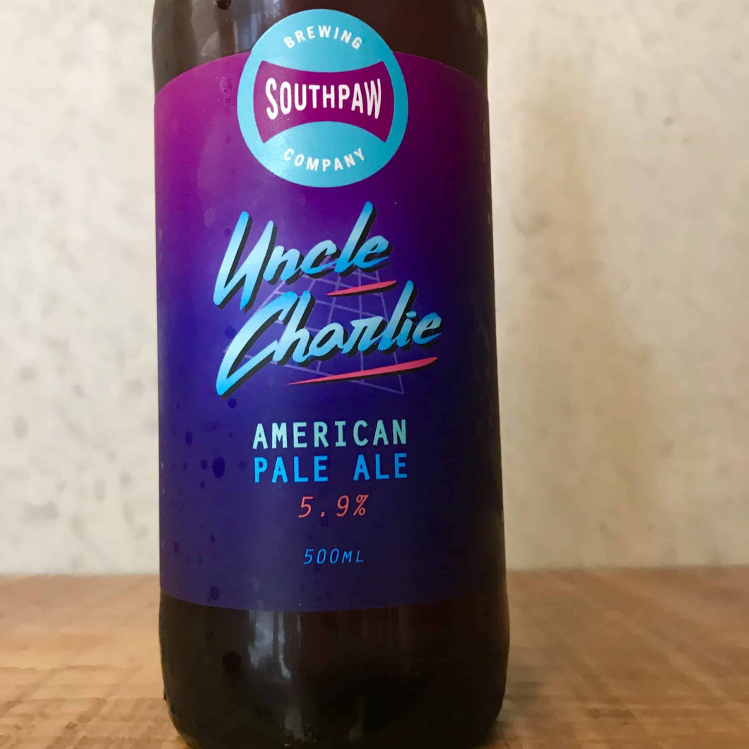 Southpaw Uncle Charlie APA 5.9%