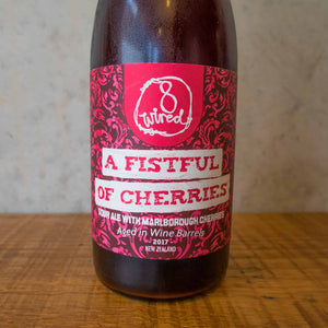 8 Wired Fistful Of Cherries 6.7% - Bottle Stop