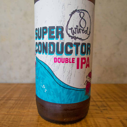 8 Wired Super Conductor 8.8% - Bottle Stop