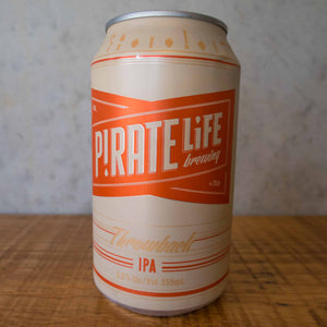 Pirate Life Throwback IPA 3.5% 330mL can