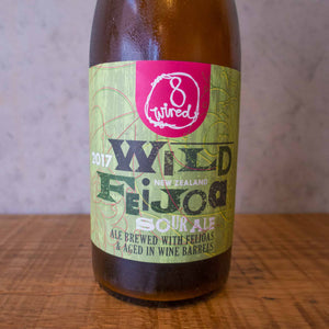 8 Wired Wild Feijoa Sour 6.8% - Bottle Stop