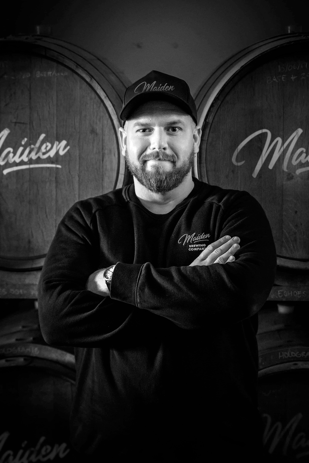 Maiden Brewing Masterclass -