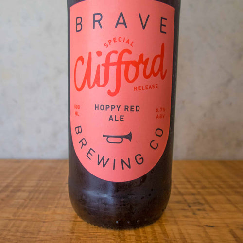 Brave Clifford Red Ale 6.7% - Bottle Stop