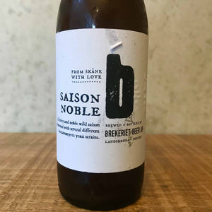Brekeriet Saison Noble 5.7% 330ml - Bottle Stop