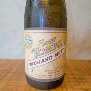 Bruery Terreux Orchard Wit 5.7% - Bottle Stop