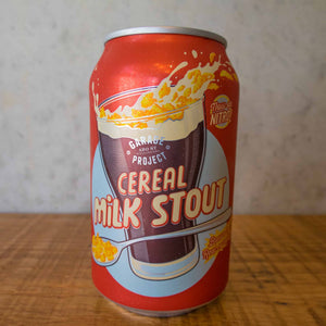 Garage Project Cereal Milk Stout (Nitro) 4.7% - Bottle Stop