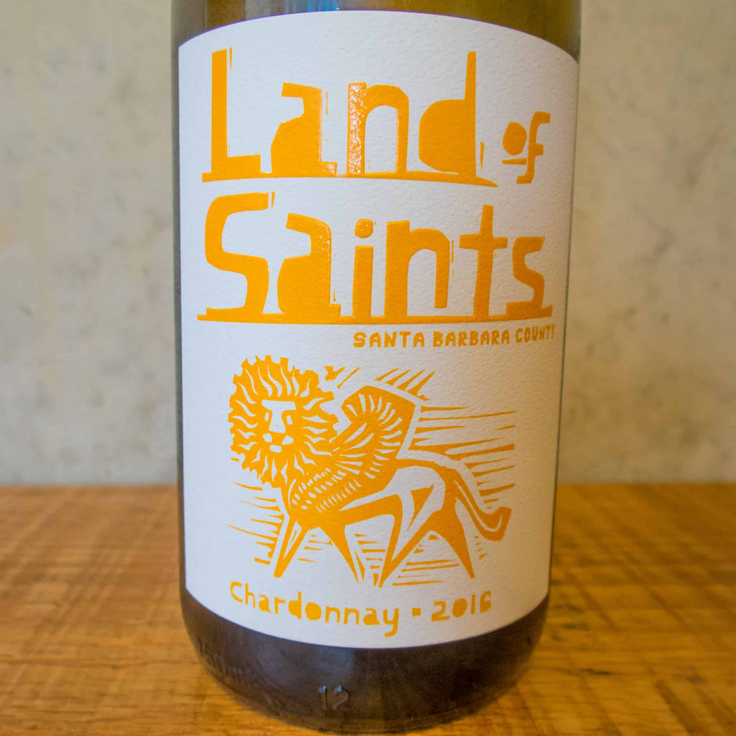 Land of Saints Chardonnay 2016 - Bottle Stop