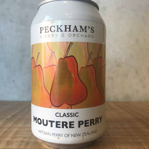 Peckhams Classic Moutere Perry 6%