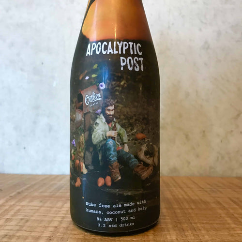 Outlier Cartel Apocalyptic Post Ale 8%