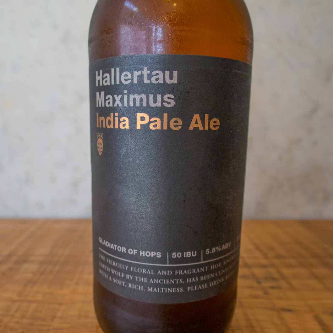 Hallertau Maximus IPA 5.8% - Bottle Stop