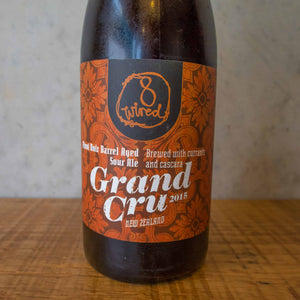 8 Wired Grand Cru Sour Ale 9% - Bottle Stop