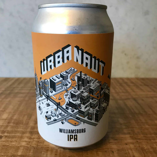 Urbanaut Williamsburg IPA 7.2%