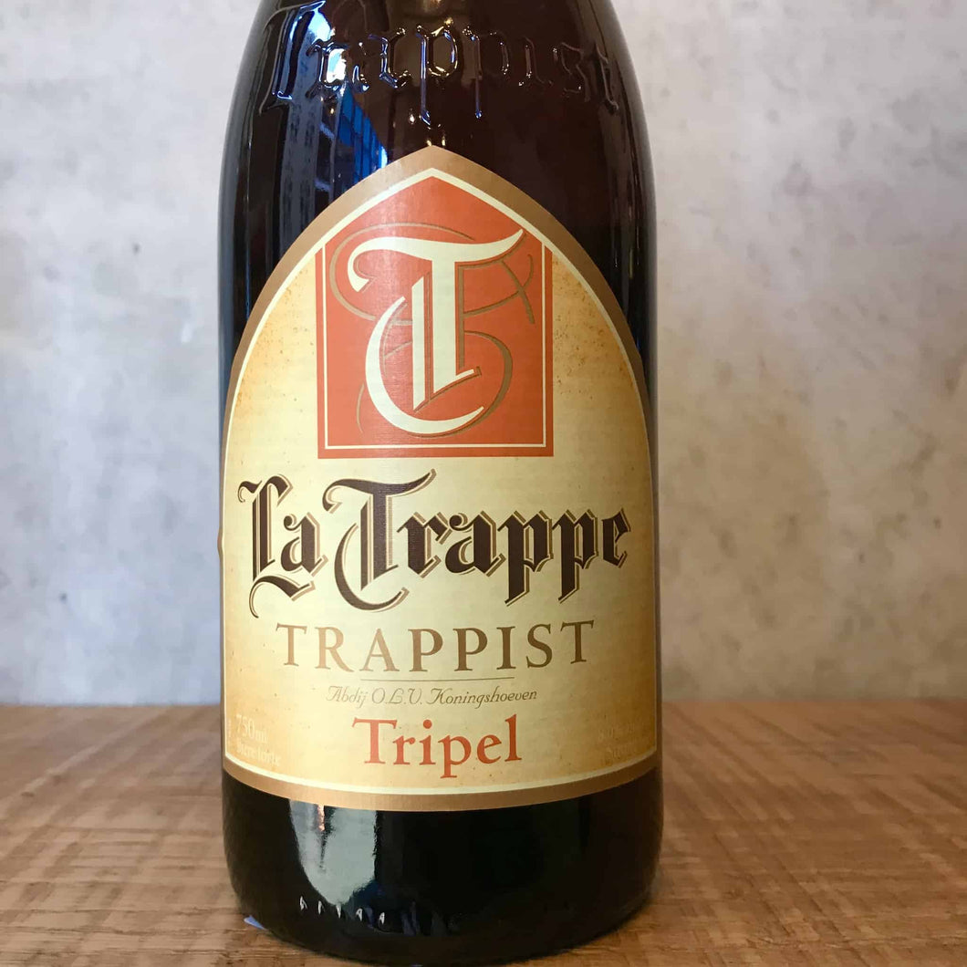 La Trappe Tripel 8% 750ml - Bottle Stop