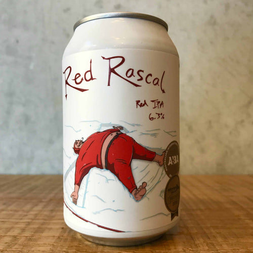 Double Vision Red Rascal Red IPA 6.3% - Bottle Stop