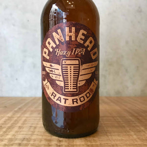 Panhead Rat Rod Hazy IPA 6.5% 330ml