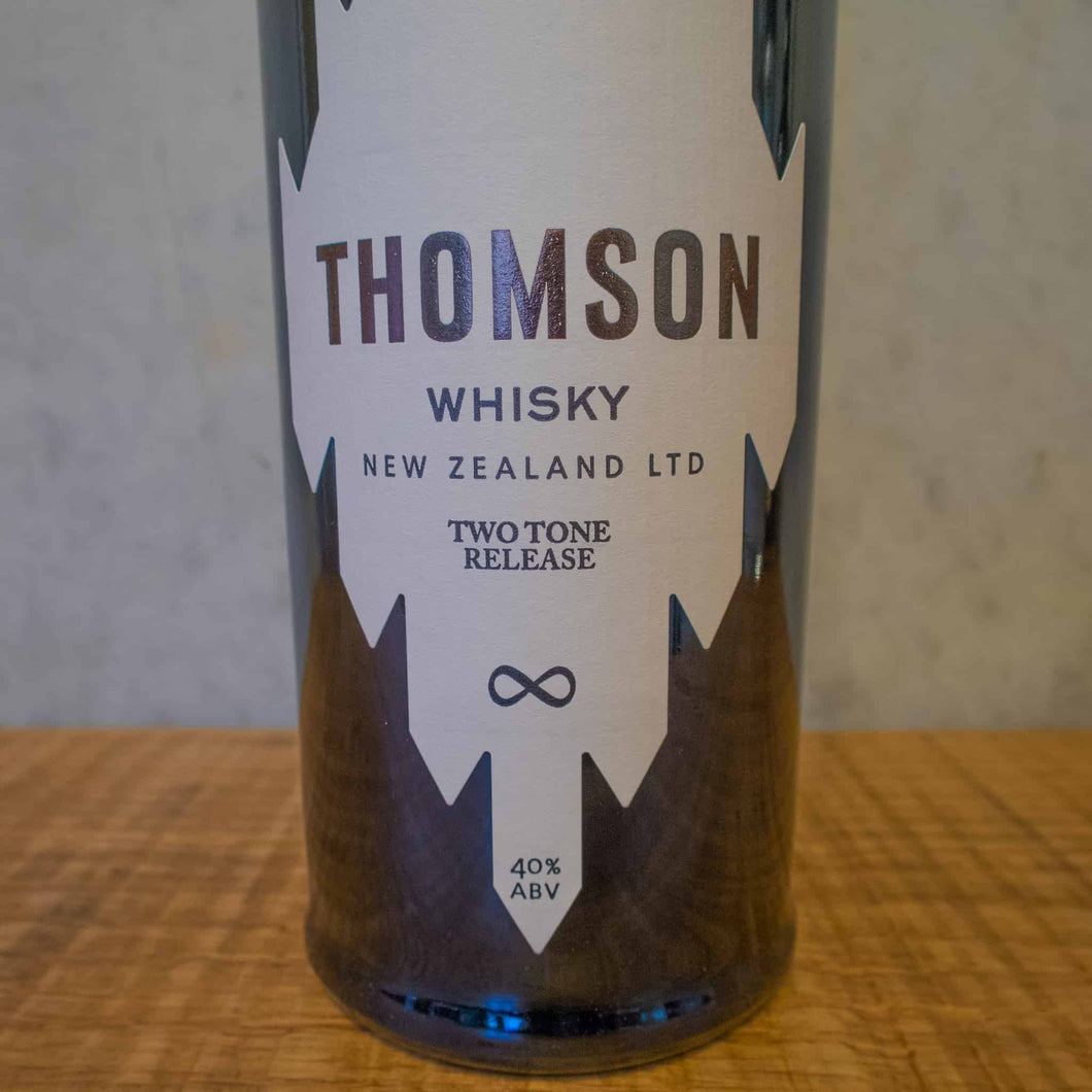 Thomson Two Tone Whiskey